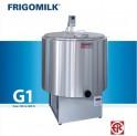 Танки-охладители Frigomilk: серия G1 (открытые вертикальные)