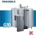 Танки-охладители Frigomilk: серия G10 (закрытые вертикальные)